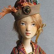 Куклы и игрушки ручной работы. Ярмарка Мастеров - ручная работа Шарнирная кукла Грейс. Handmade.