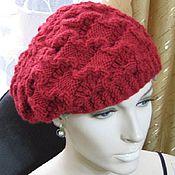 Аксессуары handmade. Livemaster - original item Takes women`s red. Handmade.