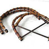 Материалы для творчества ручной работы. Ярмарка Мастеров - ручная работа Ручка для сумок бамбуковая. Handmade.