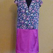 Одежда ручной работы. Ярмарка Мастеров - ручная работа Платье-7. Handmade.