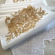 Свадебный салон handmade. Livemaster - original item Towels: Wedding embroidered towel