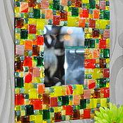 Для дома и интерьера ручной работы. Ярмарка Мастеров - ручная работа Зеркало мозаика. Handmade.