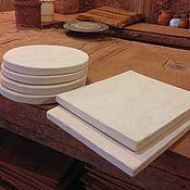 Посуда ручной работы. Ярмарка Мастеров - ручная работа Камень для выпечки хлеба. Handmade.