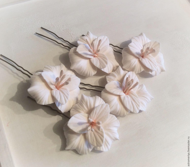 Украшения для волос из цветов на заказ шерегеш доставка цветов