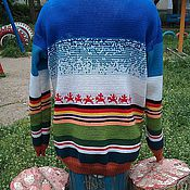 """Одежда ручной работы. Ярмарка Мастеров - ручная работа Кофта """"Малевич"""". Handmade."""