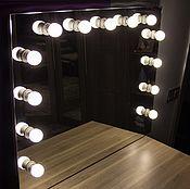 Для дома и интерьера ручной работы. Ярмарка Мастеров - ручная работа Гримерное зеркало Slim Maak Magic`s. Handmade.