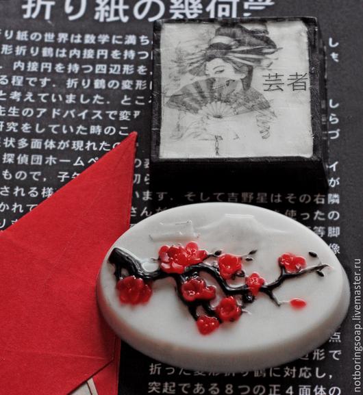 Мыло ручной работы. Дневники Гейши. Подарок для него. Подарок для нее. Стильный подарок.