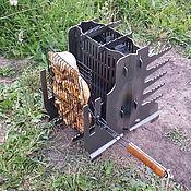 Для дома и интерьера handmade. Livemaster - original item Copy of Copy of Vertical mangal (gril). Handmade.