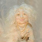 """Куклы и игрушки ручной работы. Ярмарка Мастеров - ручная работа Кукла коллекционная """"Пыльная Леди"""". Handmade."""
