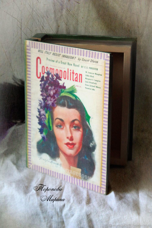 Big book - box ' cosmopolitan 1935', Box, Krasnoyarsk,  Фото №1