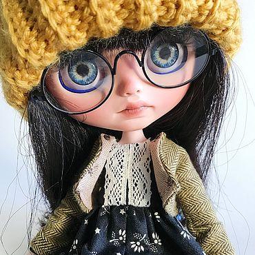 Куклы и игрушки ручной работы. Ярмарка Мастеров - ручная работа Кукла Блайз. Blythe Custom TBL. Phoebe. Handmade.