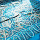 Валяние ручной работы. Ярмарка Мастеров - ручная работа. Купить Набор индийских платков 11. Handmade. Комбинированный, шелк для валяния