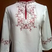 Одежда handmade. Livemaster - original item Women`s embroidery ЖР2-031. Handmade.