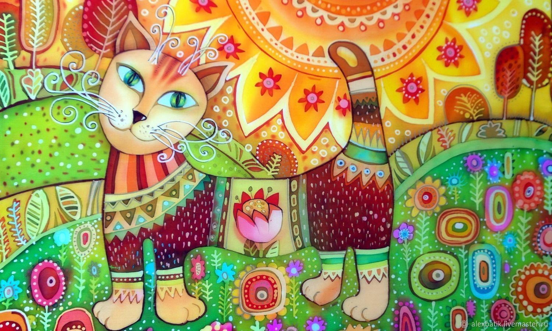 коты декоративные картины капитальный
