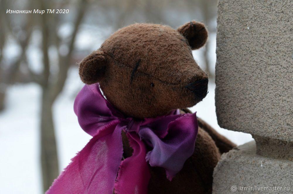 А ты выйдешь? Мишка - лучший друг, Мягкие игрушки, Иваново,  Фото №1