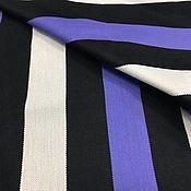 Материалы для творчества handmade. Livemaster - original item The peak in horizontal stripes. Handmade.