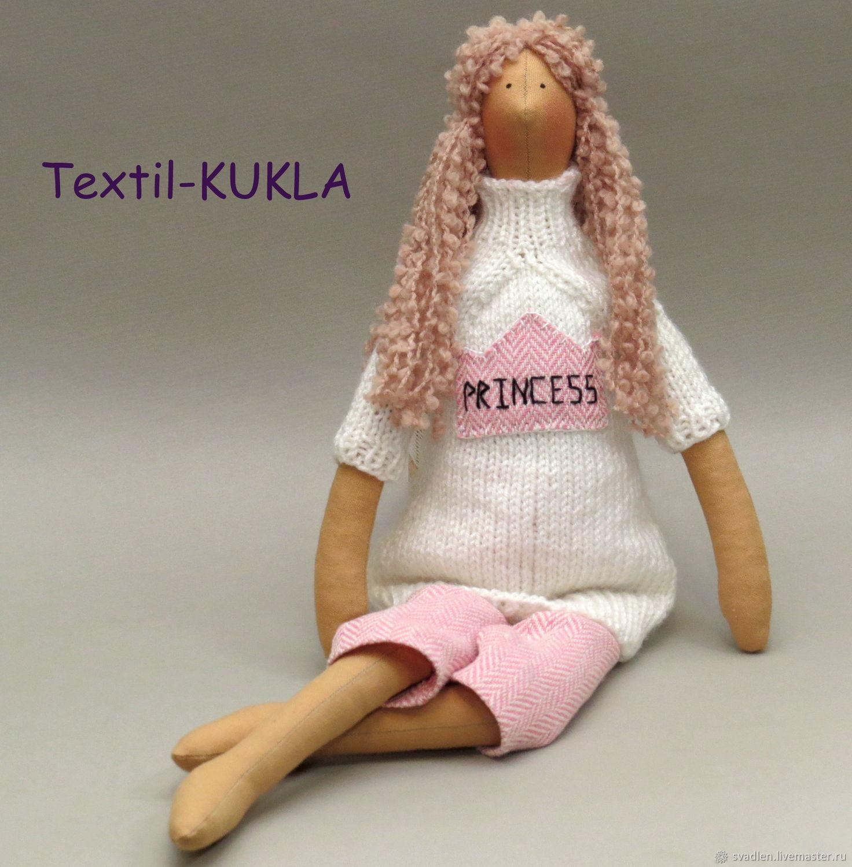 Тильда принцесса - текстильная кукла, Куклы Тильда, Брянск,  Фото №1