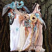 Одежда ручной работы. Ярмарка Мастеров - ручная работа Блузка Tenerife sea. Handmade.