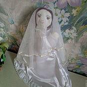 Кукольный театр ручной работы. Ярмарка Мастеров - ручная работа Кукольный театр: перчаточная кукла Невеста. Handmade.