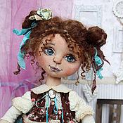 """Куклы и игрушки ручной работы. Ярмарка Мастеров - ручная работа """"Элизабет"""" текстильная кукла. Handmade."""