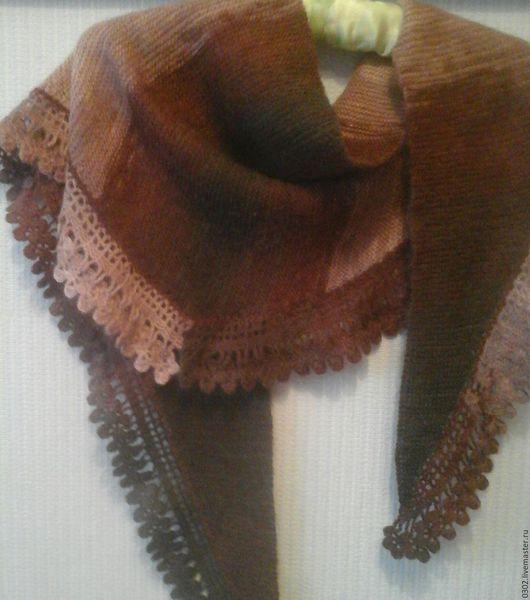 Шарфы и шарфики ручной работы. Ярмарка Мастеров - ручная работа. Купить Шарф бактус. Handmade. Комбинированный, подарок на 8 марта