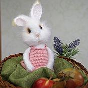 Куклы и игрушки handmade. Livemaster - original item Zayushka is a soft toy. Handmade.