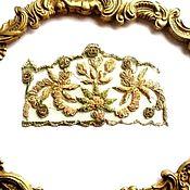 Материалы для творчества handmade. Livemaster - original item Appliques antique №457. Handmade.