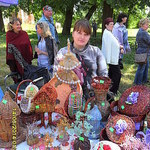 ИЗБУШКА БАБУШКИ ЯГИ    СветЛана - Ярмарка Мастеров - ручная работа, handmade