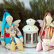 Куклы и игрушки handmade. Livemaster - original item Angel of dreams new year`s gift. Handmade.