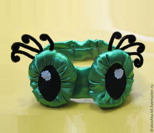 Детские карнавальные костюмы ручной работы. Ярмарка Мастеров - ручная работа. Купить Костюм Лягушка - путешественница повязка на голову. Handmade.