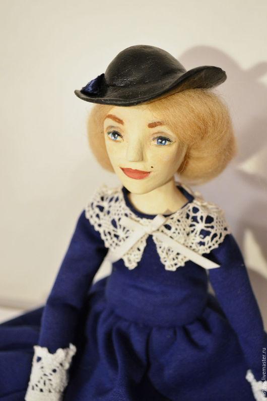 Коллекционные куклы ручной работы. Ярмарка Мастеров - ручная работа. Купить Мэри! Леди Мэри. Handmade. Мэри Поппинс, Фильм