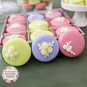 Материалы для творчества handmade. Livemaster - original item Silicone soap molds set of 3 forms