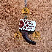 Фен-шуй и эзотерика ручной работы. Ярмарка Мастеров - ручная работа Коготь медведя индейский. Handmade.
