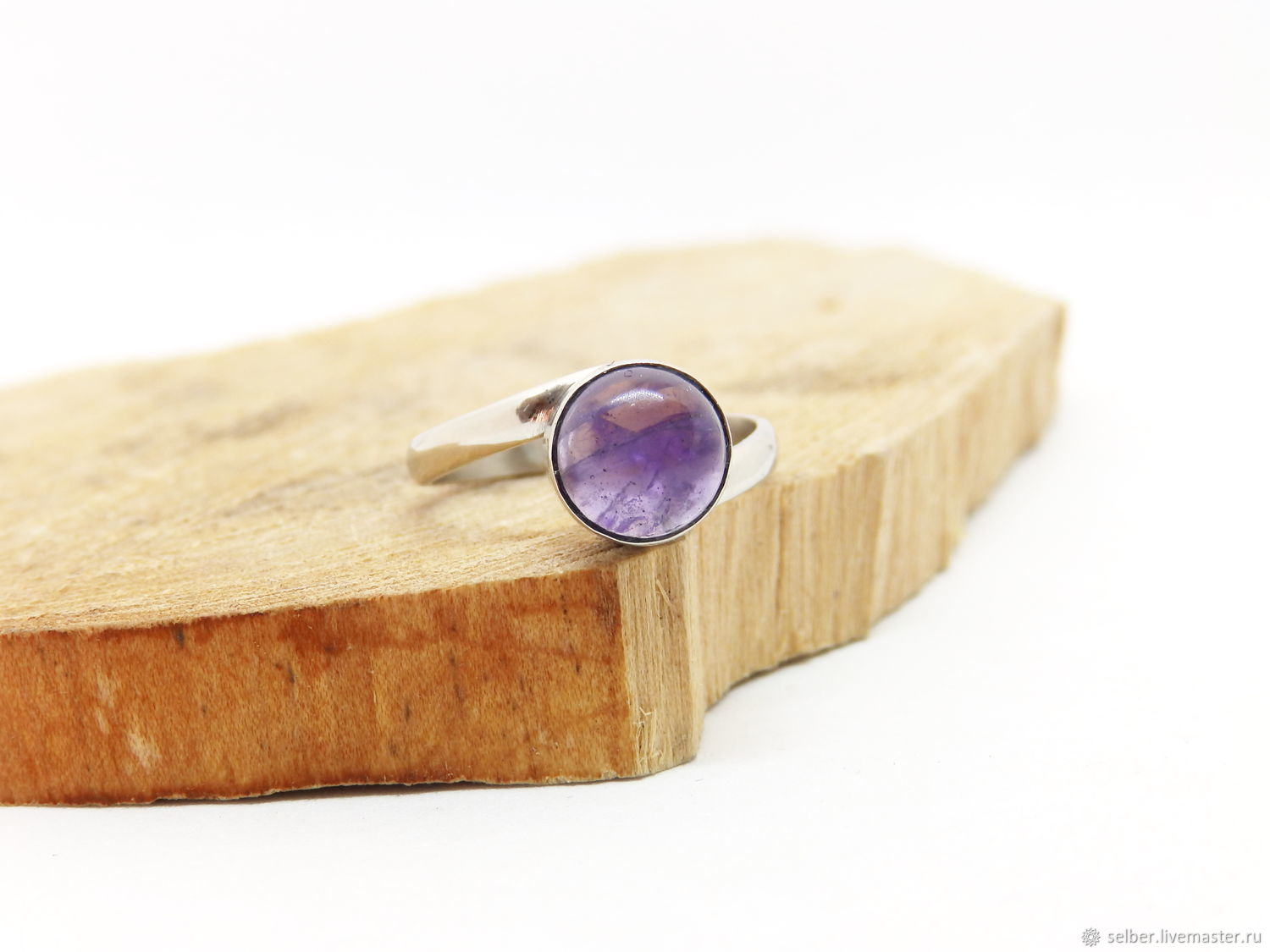 16.5 R. Magic Amethyst ring (a165), Rings, Gatchina,  Фото №1