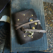 Канцелярские товары ручной работы. Ярмарка Мастеров - ручная работа Морской мини-блокнотик. Handmade.