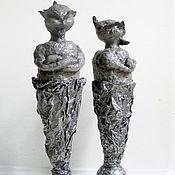 """Для дома и интерьера ручной работы. Ярмарка Мастеров - ручная работа статуэтка """"ДЖИНН"""". Handmade."""