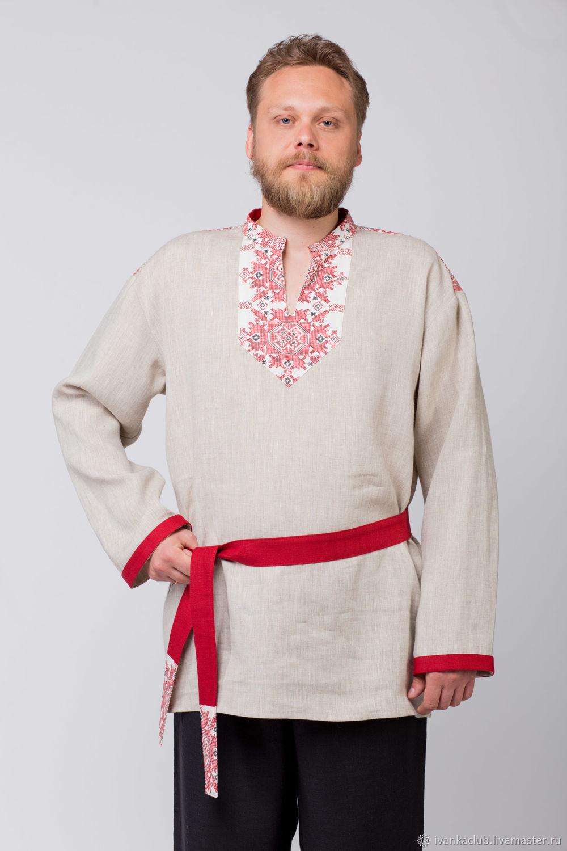 Рубаха русская народная мужская картинка рассказывает преимуществах