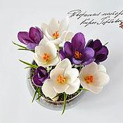Цветы и флористика handmade. Livemaster - original item Interior arrangement