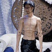 Куклы и игрушки ручной работы. Ярмарка Мастеров - ручная работа Мужчина, куклы бжд из полиуретана, bjd парень. шарнирная кукла мужчина. Handmade.