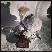 Куклы и игрушки ручной работы. Ярмарка Мастеров - ручная работа Фрекен Снорк (Муми Троль). Handmade.