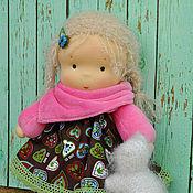 Вальдорфские куклы и звери ручной работы. Ярмарка Мастеров - ручная работа Малявочка Мармеладка. Handmade.