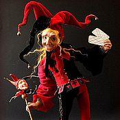 Куклы и игрушки ручной работы. Ярмарка Мастеров - ручная работа ДЖОКЕР. Handmade.