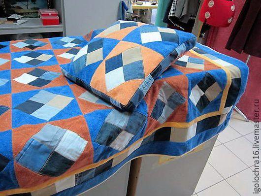 Декоративная подушка .