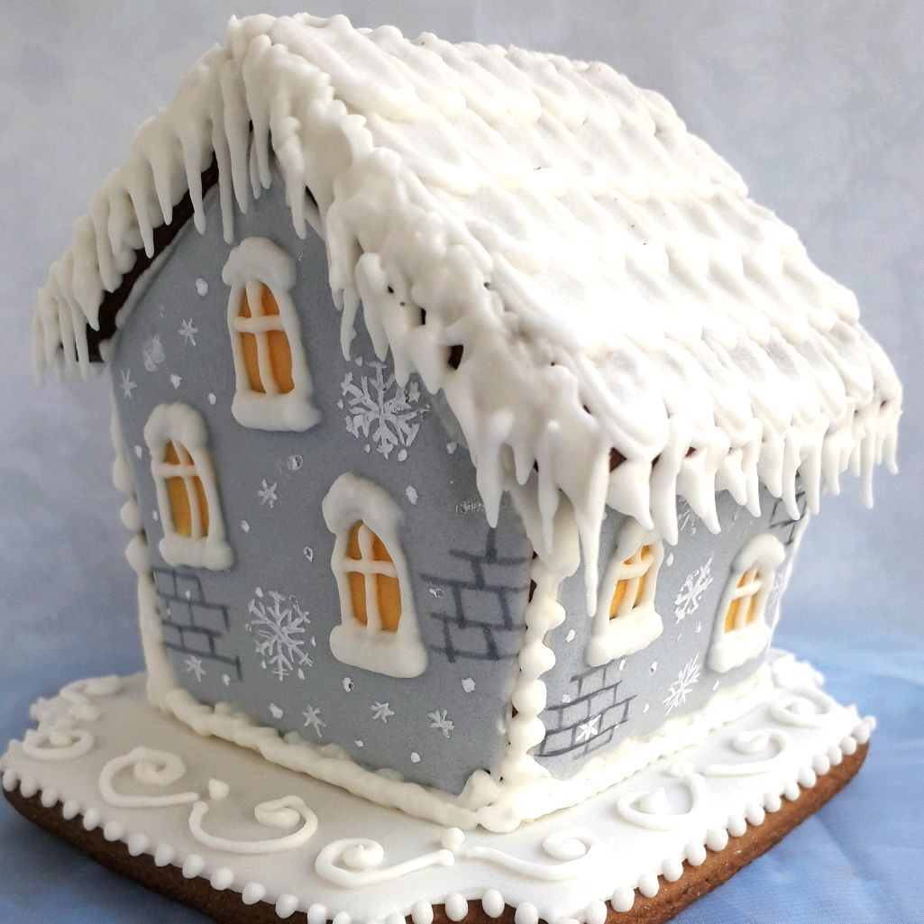 Gingerbread house mini Christmas cakes, Gingerbread Cookies Set, Rostov-on-Don,  Фото №1