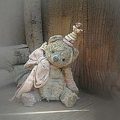 """Куклы и игрушки ручной работы. Ярмарка Мастеров - ручная работа """"Пирамидка"""" мишка тедди. Handmade."""