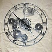 """Для дома и интерьера ручной работы. Ярмарка Мастеров - ручная работа Часы """" Шестеренки времени"""" Скидка 20%. Handmade."""