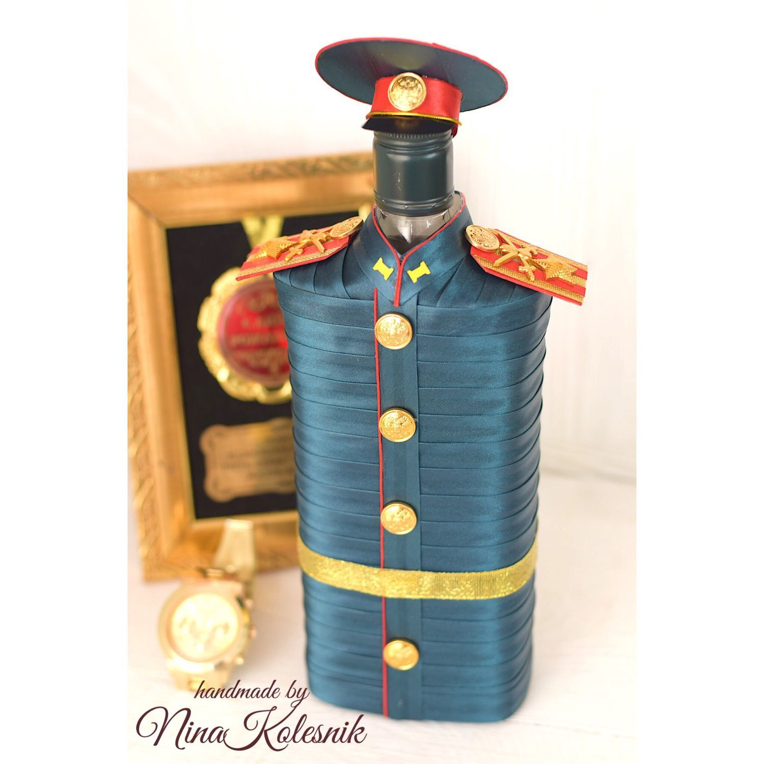 An original Gift to a military major of the RVSN a copy of the dress uniform, Souvenirs by profession, Moscow,  Фото №1