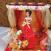 Цветы и флористика ручной работы. Ярмарка Мастеров - ручная работа Оперная дива. Handmade.