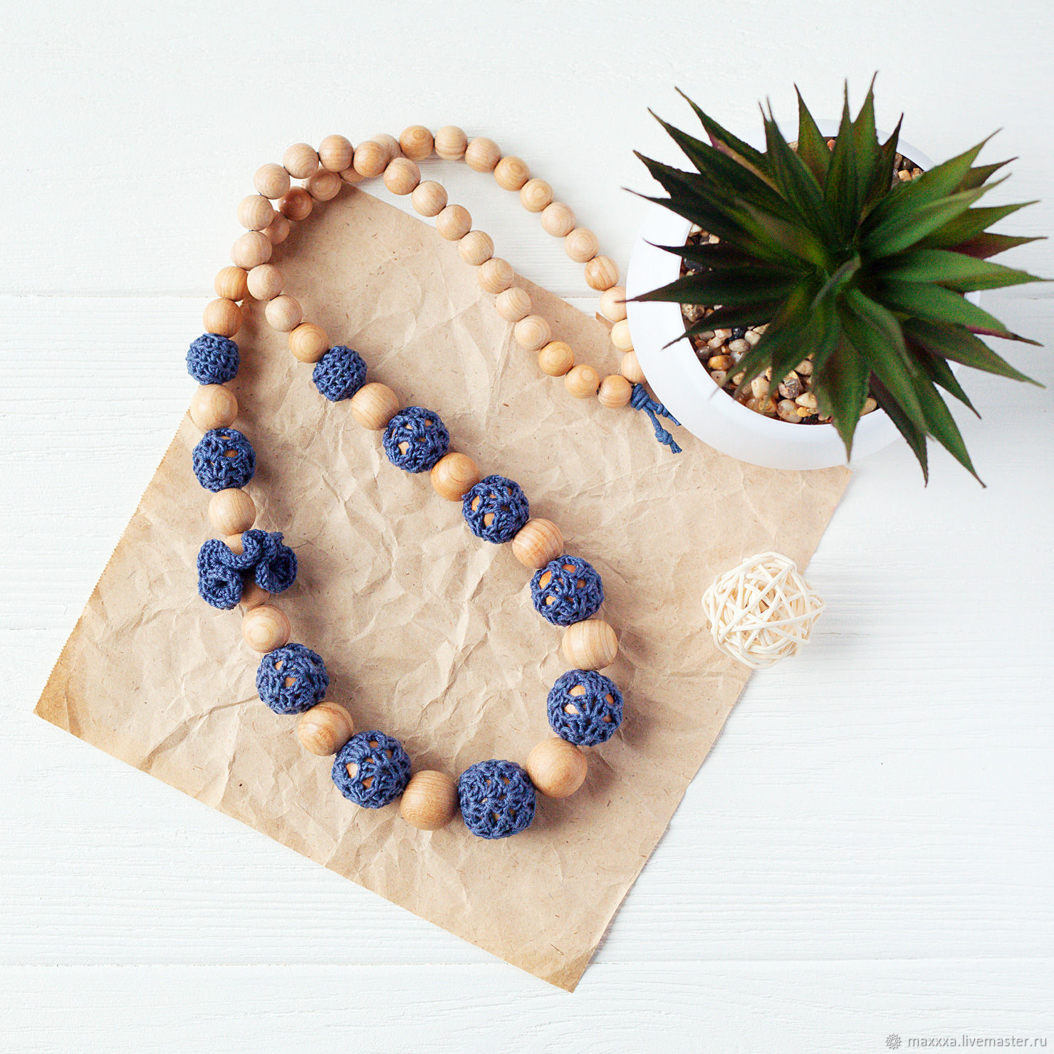 Слингобусы в бохо-стиле можжевеловый синий джинсовый, Слингобусы, Рязань,  Фото №1