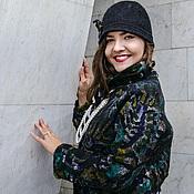 """Одежда ручной работы. Ярмарка Мастеров - ручная работа Жакет женский из войлока """" Ландрин...."""". Handmade."""
